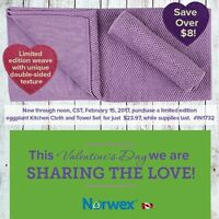 Norwex flash sale!