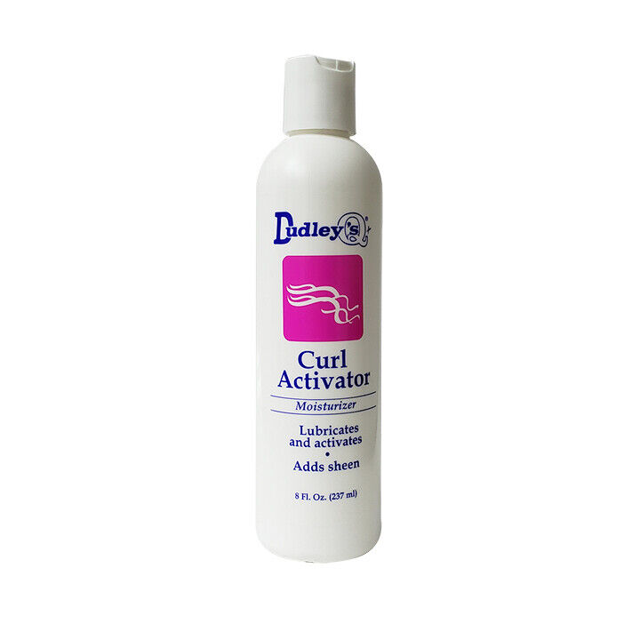 Dudley's Curl Activator Moisturizer 8oz. Free Shipping!! Hair Care & Styling