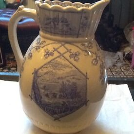 Old water jug
