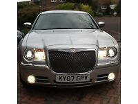 Chrysler 300C Diesel Estate Very Low Mileage