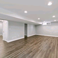 Hardwood and laminate flooring