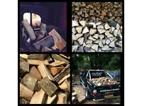 Well Seasoned Mixed Logs