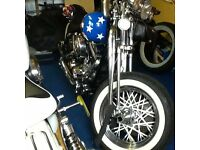 Harley-Davidson Softail Springer 1998 FLSTS 1340cc