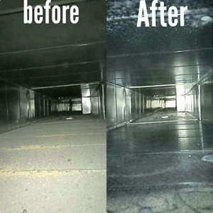 Affordable Rate For Duct cleaning Only $100