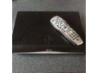 Sky+ HD Box with remote
