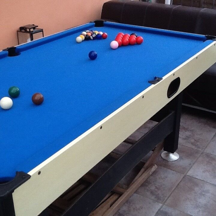 6ft x3ft pool table in Newcastle Tyne and Wear Gumtree : 86 from www.gumtree.com size 720 x 720 jpeg 65kB