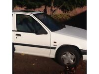 Citroen ZX Aura Diesel , 1994 only 2 owners, 68000 miles, extremely reliable