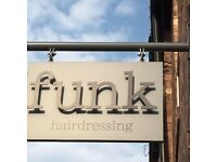 Hairdressers chair for rent - suitable for a stylist with own clientele. Full or part-time.