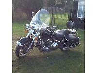 2000 Harley Davidson Road King Classic