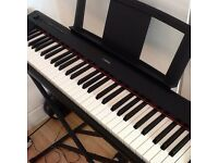 YAMAHA Piaggeto in Like NEW condition.