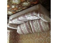 Som'toile folding Sofa Bed.