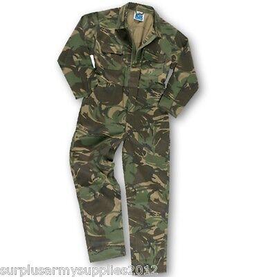 Kinder Armee Tarnmuster Latzhose Alter 1-13 Jahre Jungen Mädchen Soldaten Kostüm
