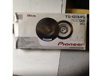 Pioneer TS-G1345 13cm speakers
