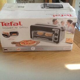 Tefal toast n grill
