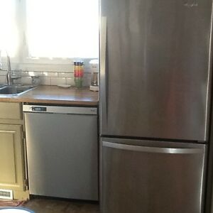 Appliance package Fridge, gas stove, D/W