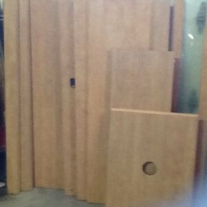 Wood for shelving or cabinet