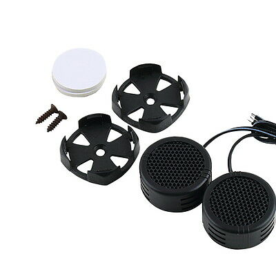 2Pc 500 Watts Super Power Loud Dome Tweeter Speakers For Car 500W
