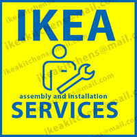IKEA assembly and installation SERVICES ( kitchens)