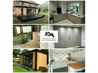Joinery.kitchens.decking both wood and composite