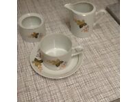 Two China Teasets