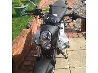 125cc kymco k pipe very low mileage good condition