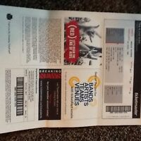 Ac/dc tickets downsview park Toronto
