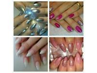 Nail technician and beauty therapist in plymstock