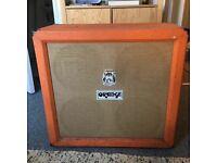 Orange 4x12 Cab – Vintage 30 Celestion speakers