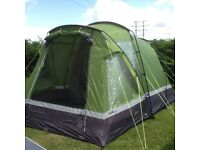 Hi Gear Aura3 Family Tent with extras.