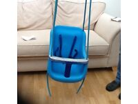 Baby/toddler swing seat