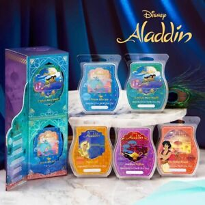 Aladdin Scentsy Wax Bundle