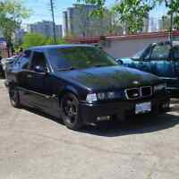E36 BMW M3 FOR SALE! (SEDAN)