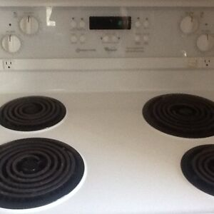 Whirlpool self clean convection oven