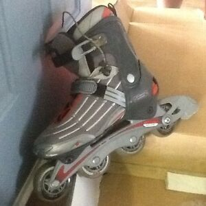 Mens Roller Blades only used once.