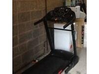 Treadmill, nearly new