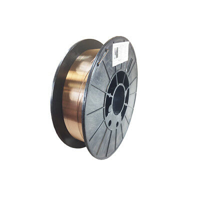 - ERCuSi-A .035 X 10 lb Spool Silicon Bronze copper welding wire