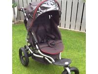 Mamas and papas sport stroller/buggy/pushchair
