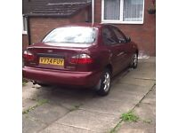 DAEWOO LANOS WITH ONLY 2 OWNERS FROM NEW 55000 MILES ONLY