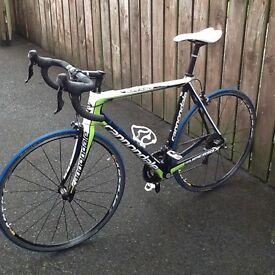 "cannondale supersix carbon road bike 56"""