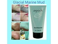 Epoch Glacial Marine Mud Mask - NATURAL CLAY MASK TO REMOVE IMPURITIES - 200g