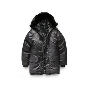 Canada Goose x Open Ceremony Silk Langford Parka for Men (L)