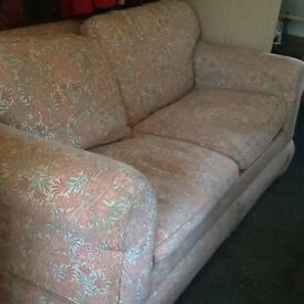 Sofa bed. Last chance to buy a bargain! Cost £2500 new!