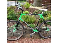 """Raleigh Thunder Road 22"""" bike for the larger rider. Only. £30"""