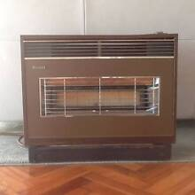 Natural gas Rinnai space room heater Narraweena Manly Area Preview