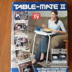 TABLE PORTATIVE