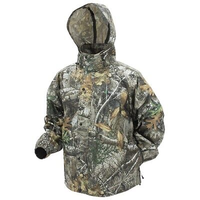 - Frogg Toggs Pro Action Rain Jacket Realtree Edge Camo All Sizes
