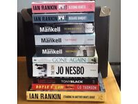 Selection of Crime Fiction