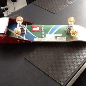 Skate board never used