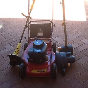 Lawn Mower , Edger and Whipper Snipper Canning Vale Canning Area Preview