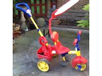Trike by little tikes
